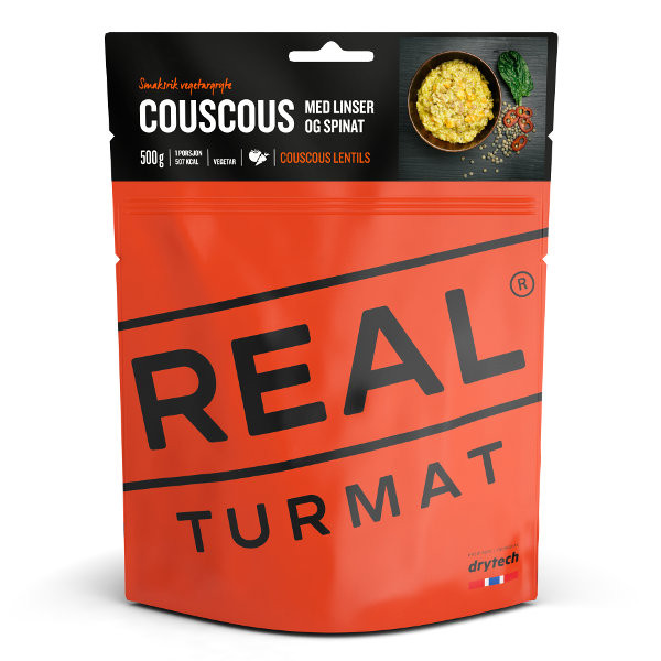 Real COUSCOUS LENTILS