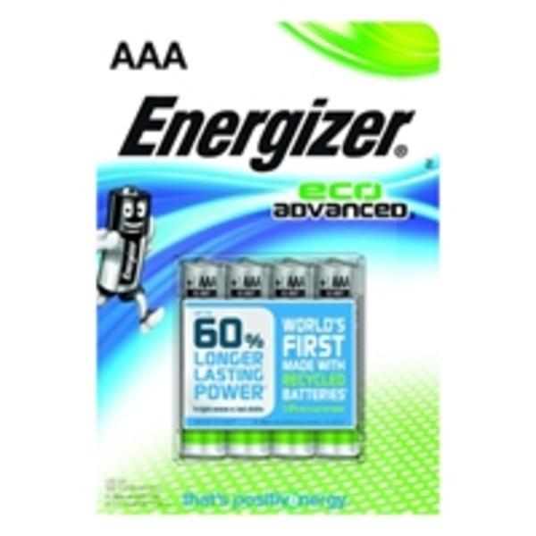 Energizer ECO LR6/AAA 1.5V 4-ST