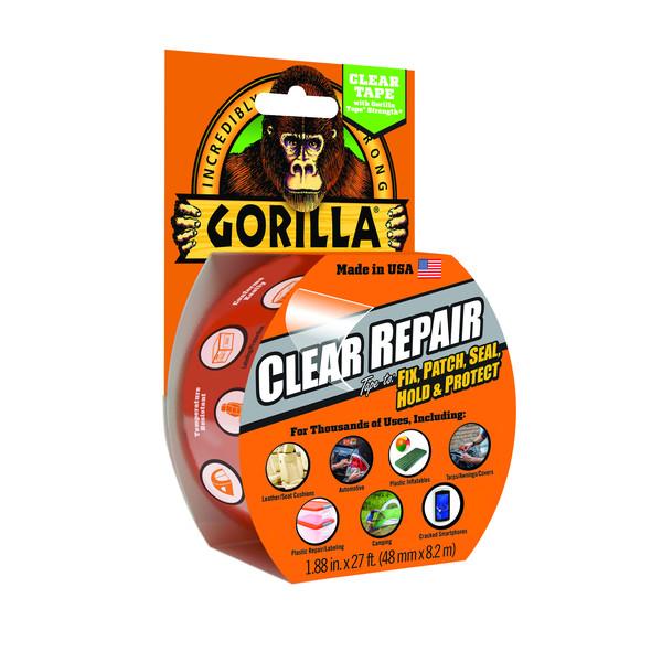 Gorilla TAPE 8Mx48MM CLEAR