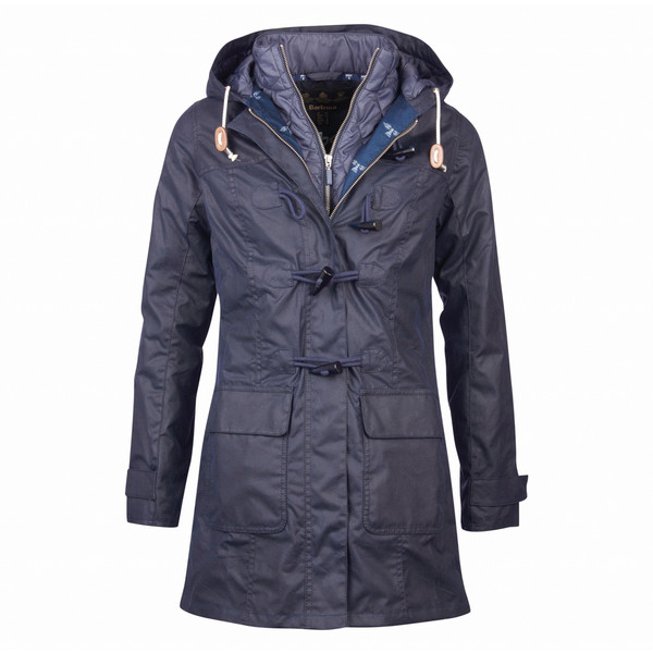 Barbour SHIPPER WAX JACKET Dam