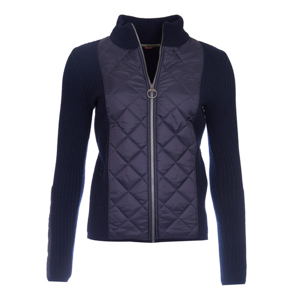 Barbour SPORTING ZIP KNIT SWEATER Dam