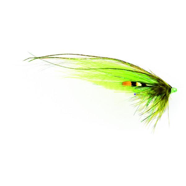 Frodinflies CLASSIC SERIES - GREY &  GREEN 6 CM