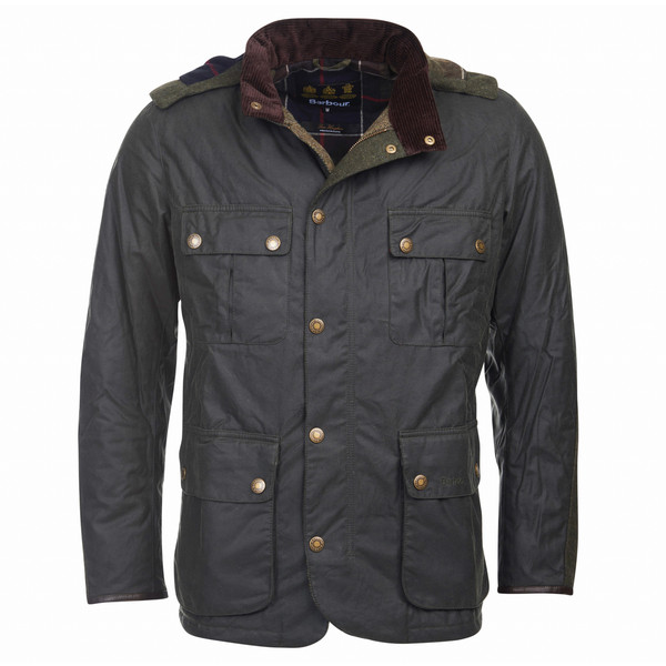 Barbour SPYNIE WAX JACKET Herr