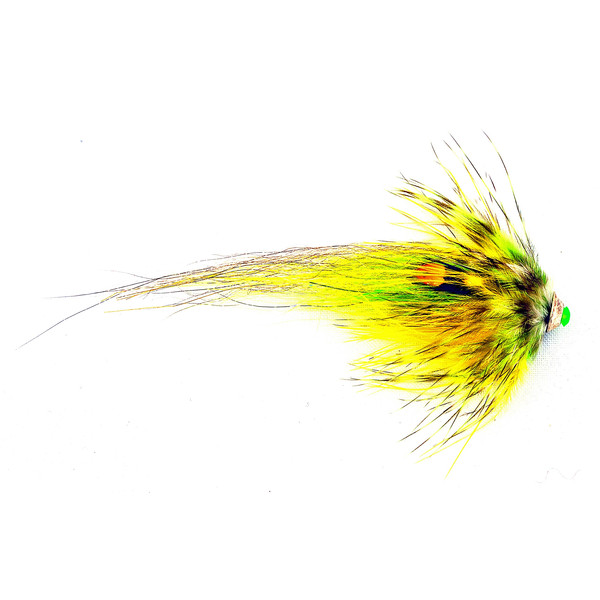 Frödin flies NOBODY SERIES - HIGHLANDER 6 CM