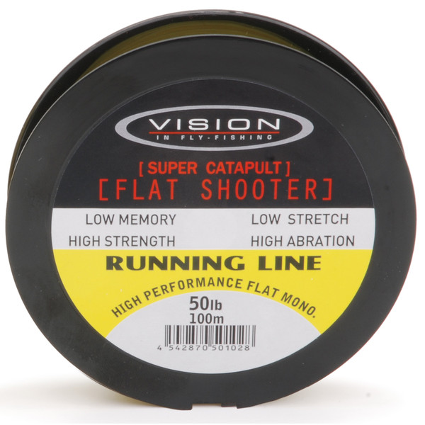 Vision Group Oy CATAPULT FLAT RUNNINGLINE 50lb