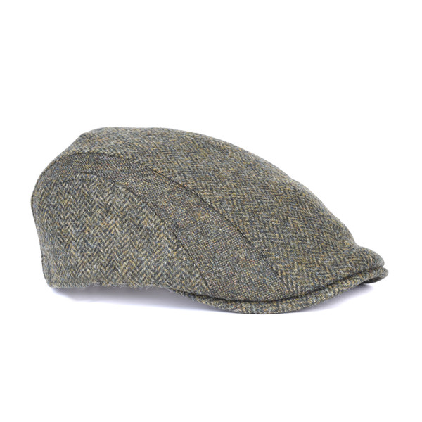 Barbour HERRINGBONE TWEED CAP Herr