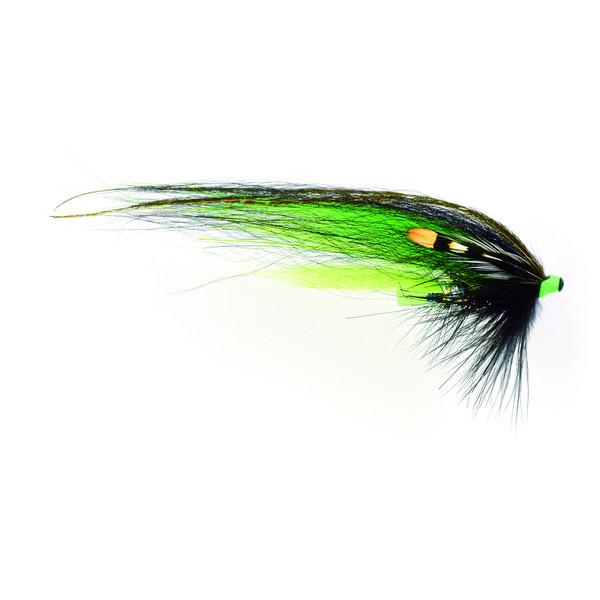Frodinflies CLASSIC SERIES - BLACK GREEN HELMET 6 CM
