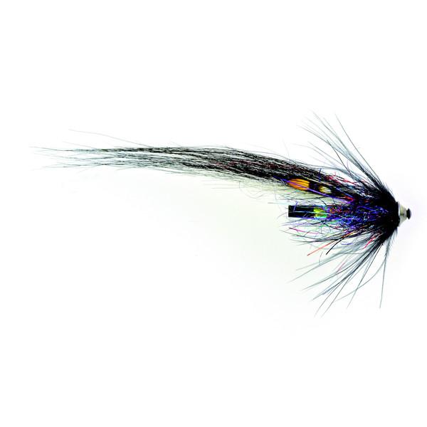 Frödin flies SAMURAI SERIES - BLACK 12 CM