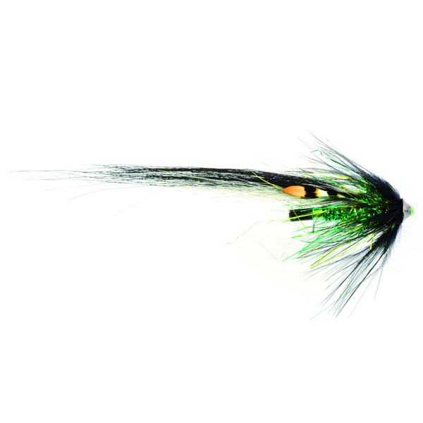 Frödin flies SAMURAI SERIES - GREEN 12 CM