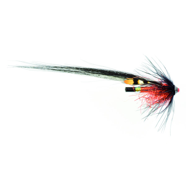 Frödin flies SAMURAI SERIES - ORANGE 8 CM