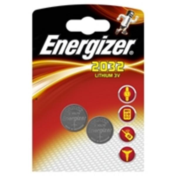 Energizer BUTTON 2032 3V 2-PACK