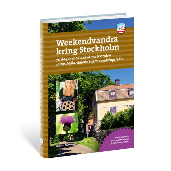 Calazo WEEKENDVANDRA KRING STOCKHOLM, TREDJE UPPLAGAN