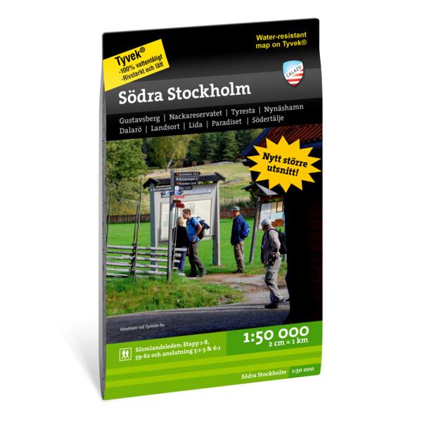 Calazo SÖDRA STOCKHOLM 1:50000; 70x100