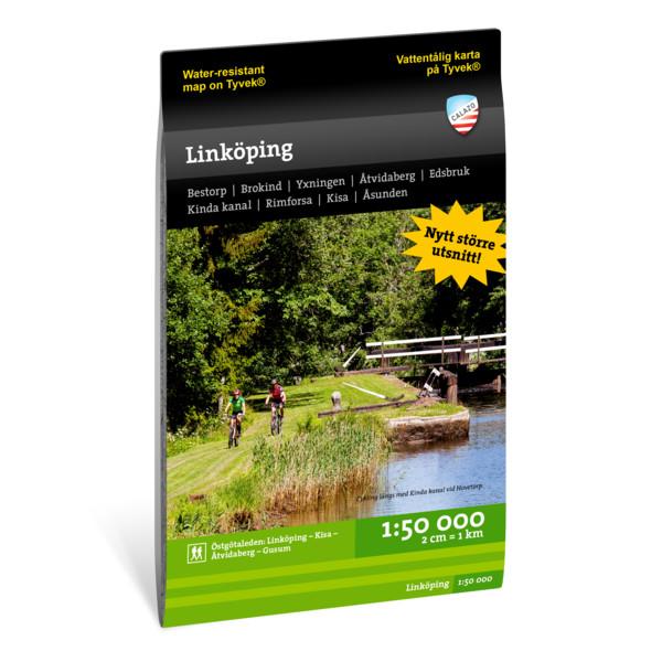 Calazo LINKÖPING 1:50 000; 70X100