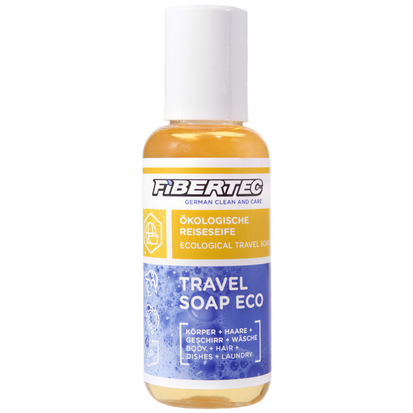 Fibertec TRAVEL SOAP ECO 100 ML