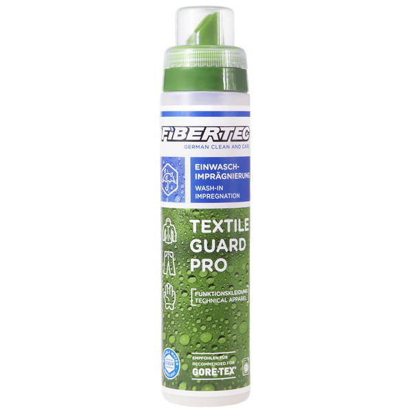 Fibertec TEXTILE GUARD PRO WASH-IN 250ML -