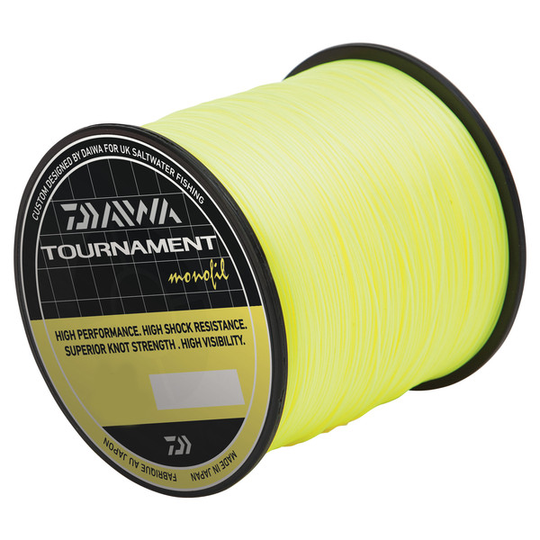 Daiwa Sports Ltd. T.RNAMENT FLOURO YELLOW