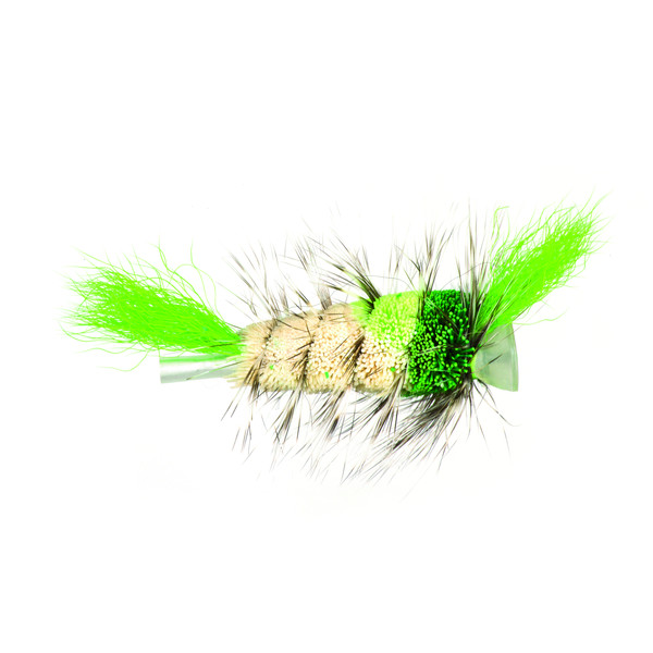 Frodinflies TRI TURBO BOMBERS - GREEN 2 CM