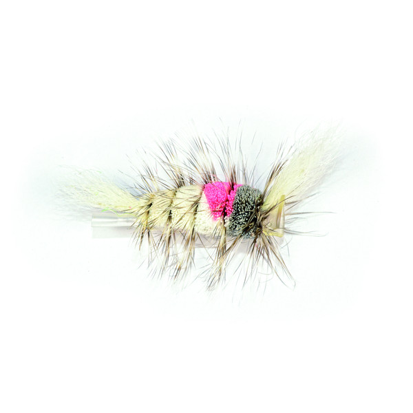 Frodinflies TRI TURBO BOMBERS - WHITE 4 CM