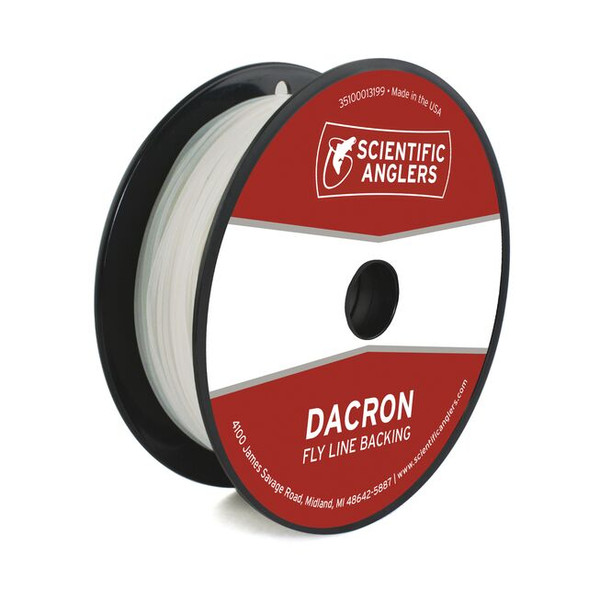 3M Scientific Anglers DACRON BACKING 100 YD 20LB