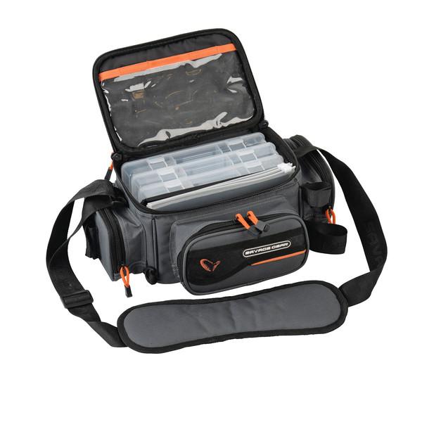 Savage Gear SG SYSTEM BOX BAG S