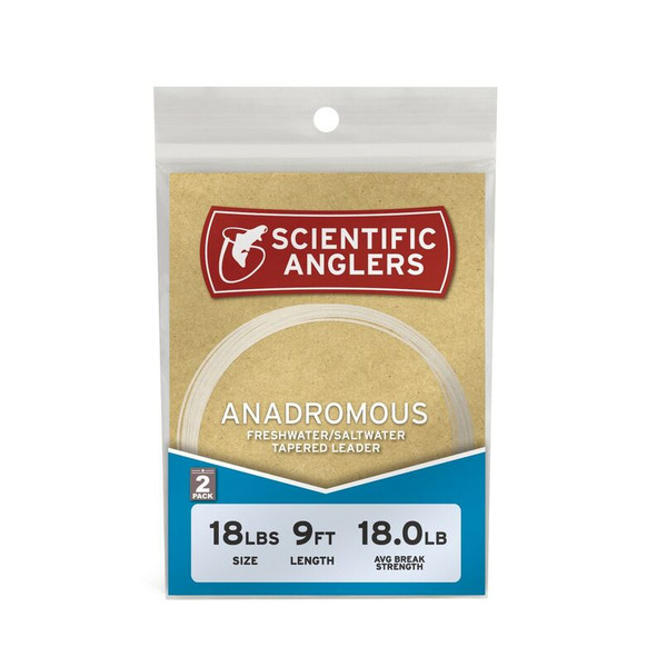 3M Scientific Anglers ANADROMOUS LEADER 12