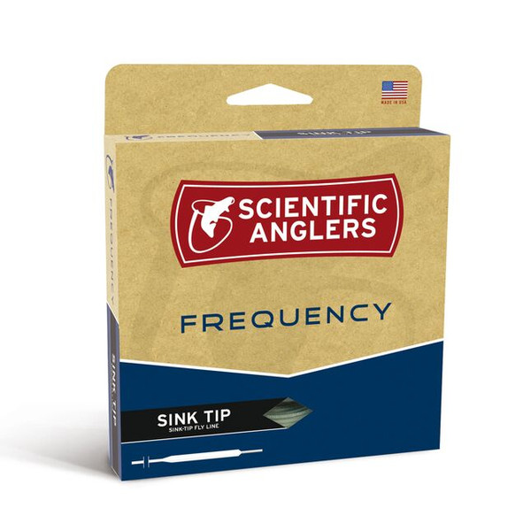 3M Scientific Anglers FREQUENCY SINK TIP 3