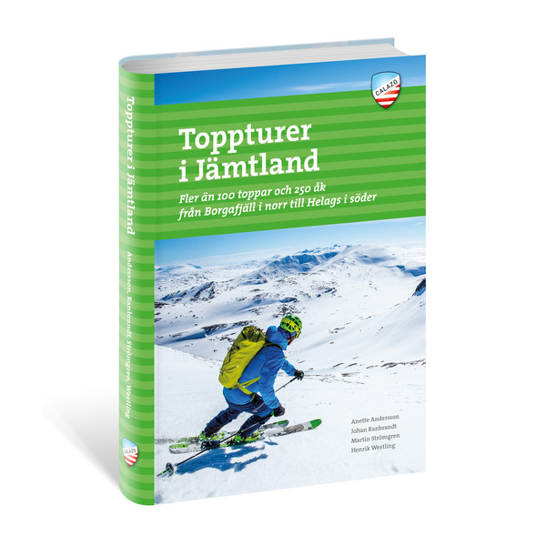 Calazo TOPPTURER I JÄMTLAND Unisex
