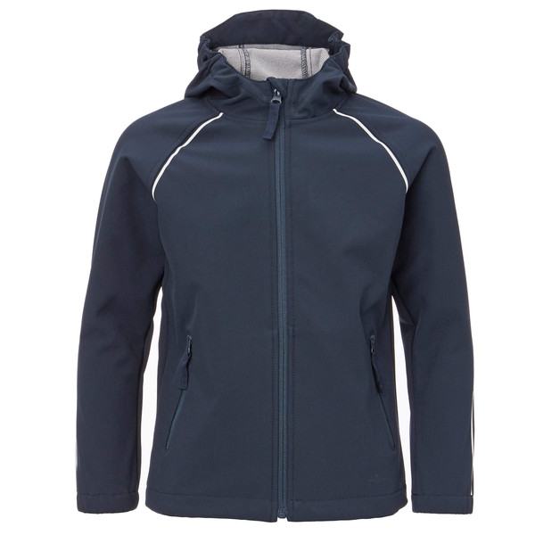 FRILUFTS BIRI HOODED SOFTSHELL JACKET Barn