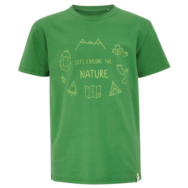 FRILUFTS GLARUS PRINTED T-SHIRT Barn
