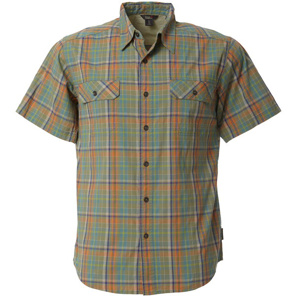 Royal Robbins SUMMERTIME PLAID S/S Herr
