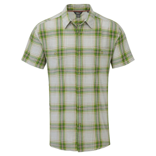 Royal Robbins POINT REYES PLAID S/S Herr