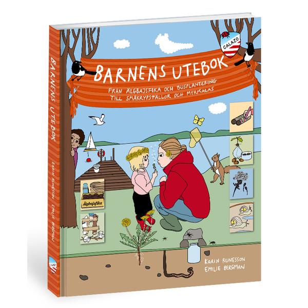 Calazo BARNENS UTEBOK