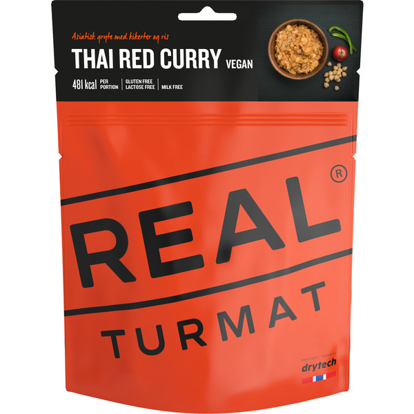 Real THAI RED CURRY (VEGAN)