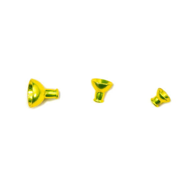 Frödin flies FITS TUNGSTEN TURBO TUBES - YELLOW MET