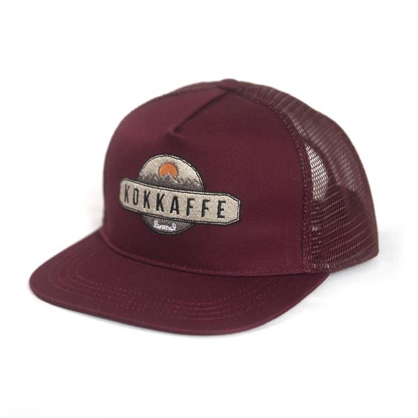 Lemmel TRUCKERKEPS KOKKAFFE Unisex