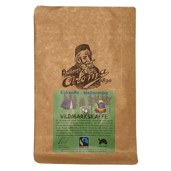 Vildmarkskaffe KOKKAFFE - MELLAN, 225G