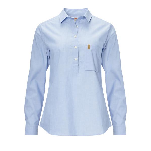 Fjällräven Kiruna Shirt L/S Frauen - Outdoor Bluse