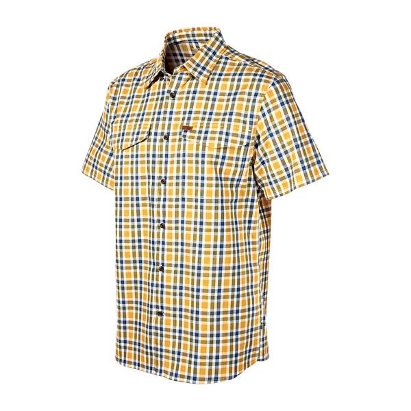 Fjällräven Övik SS Shirt Männer - Outdoor Hemd