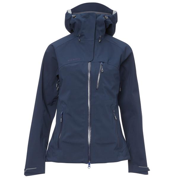 Mammut Makai Jacket Frauen - Regenjacke