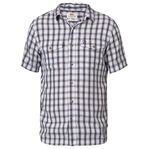 Fjällräven Abisko Cool Shirt SS Männer - Outdoor Hemd