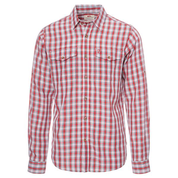 Fjällräven Abisko Cool Shirt LS Männer - Outdoor Hemd