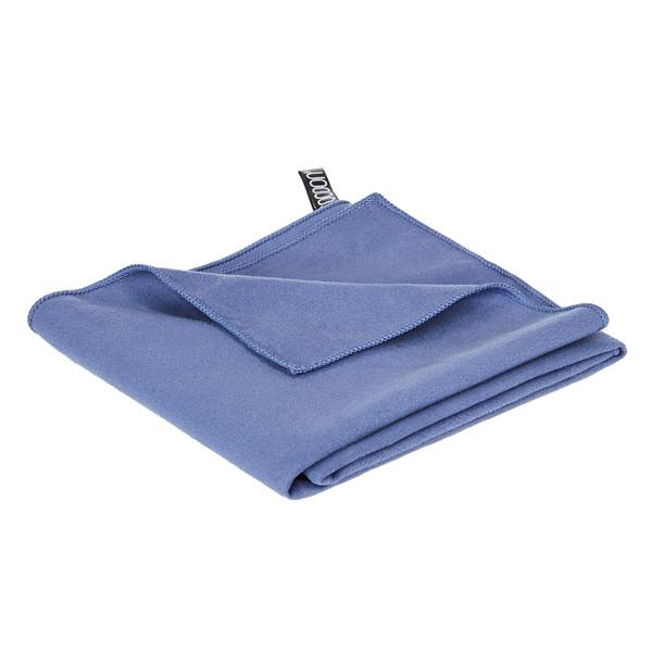 Cocoon Microfiber Towel Ultralight Xl: Uquip Softy 140 Strandhandtuch XXL 140 X 220 Cm, Grau