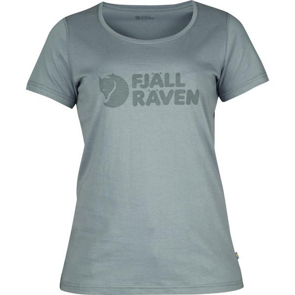 Fjällräven Logo T-Shirt Frauen - T-Shirt