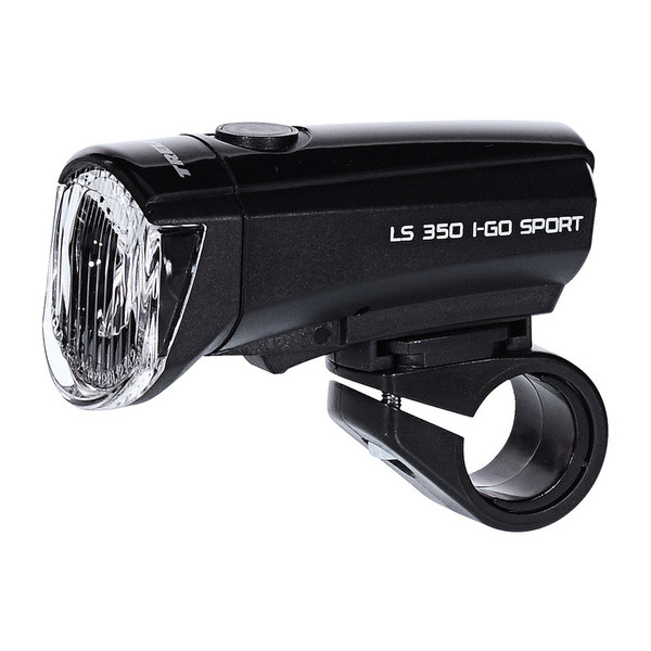 Trelock Kombiset LS 350/710 schwarz - Fahrradbeleuchtung