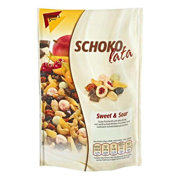 Farmer's Snack Schokolata Sweet & Sour