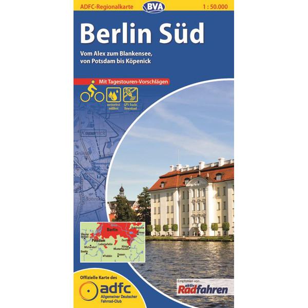 ADFC 1:50 000 Berlin Süd