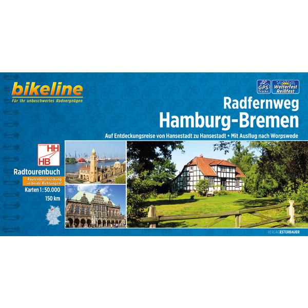 Bikeline Radfernweg Hamburg-Bremen