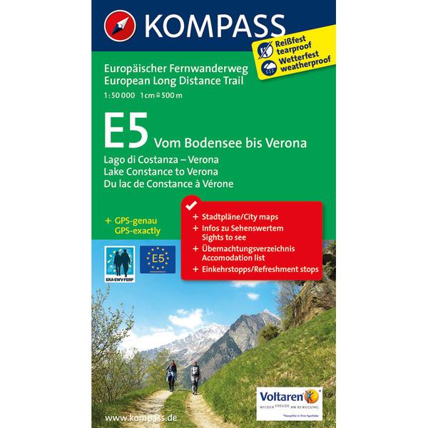 KOKA-2558 E5 Bodensee bis Verona