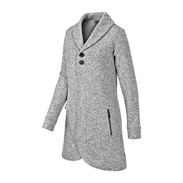 Meru Osa Knitted Coat Frauen - Fleecejacke